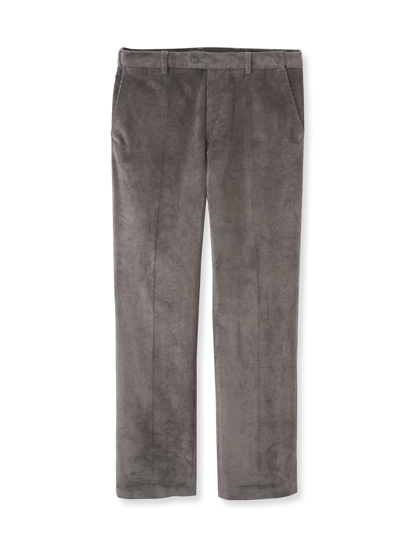Pantalon velours élastiqué réglable