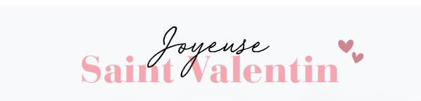 Joyeuc Saint Valentin