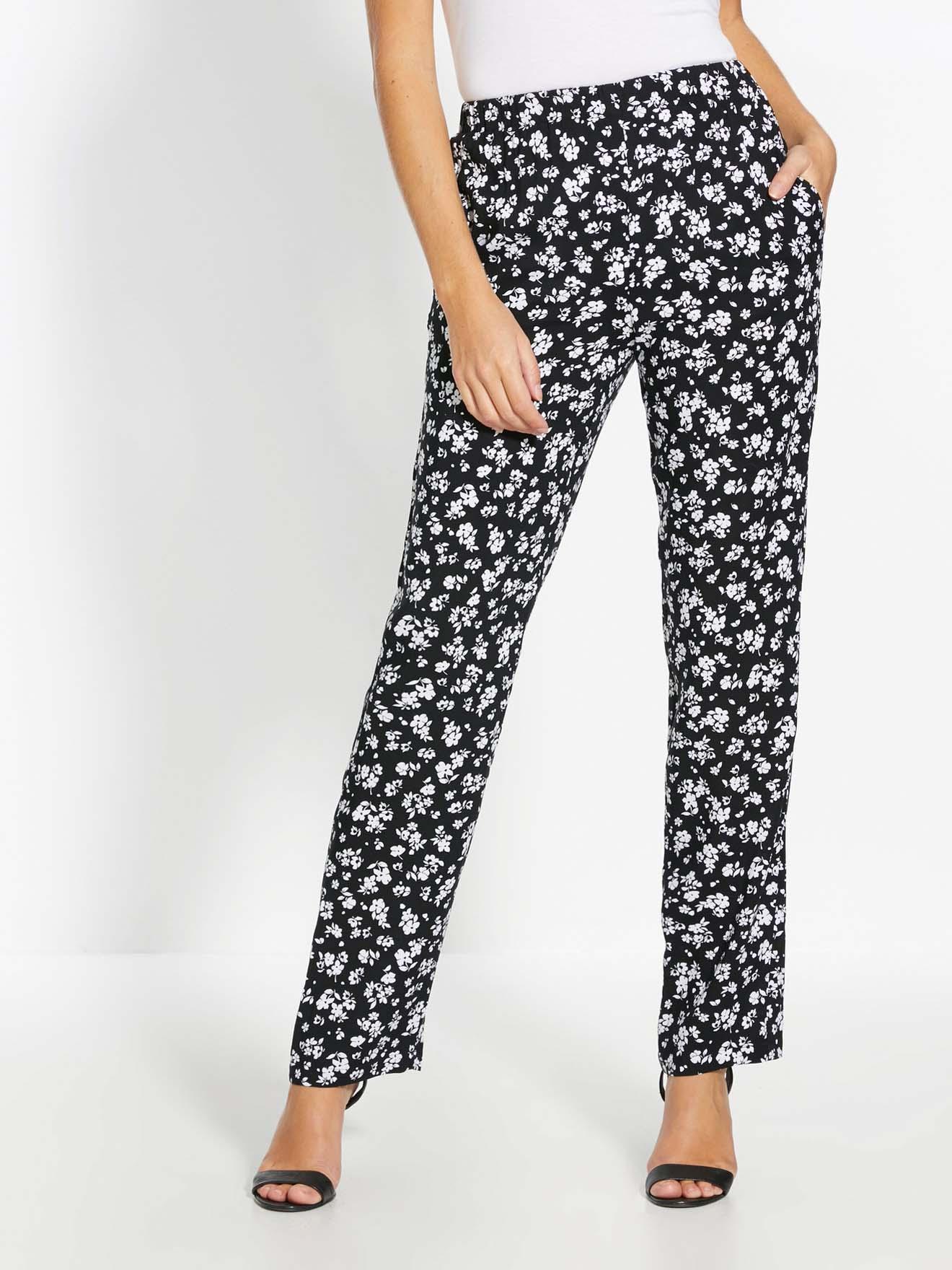 pantalon femme fluide