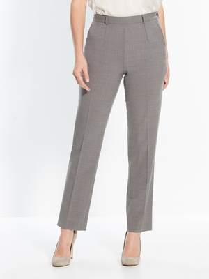 Pantalon ventre plat stature - d'1,60m