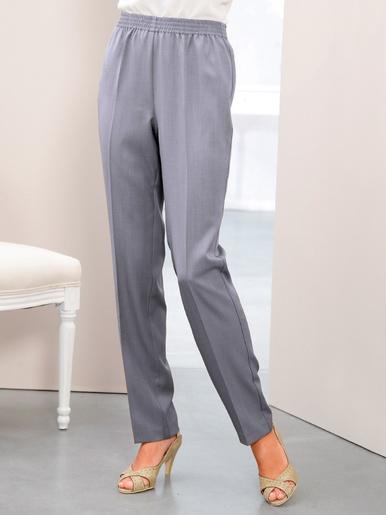 Pantalon femme vous mesurez + de 1,69 m - Charmance - Gris chiné