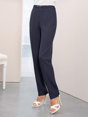 Pantalon droit , stature + de 1,69 m.
