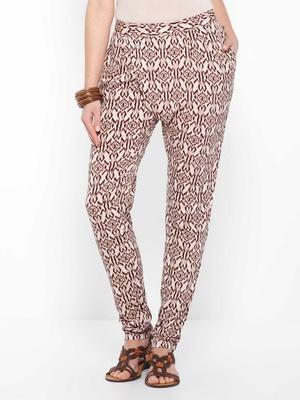 Pantalon style sarouel
