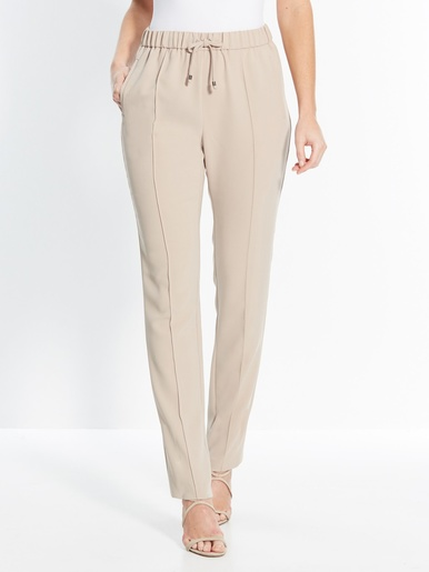 Pantalon hanches larges stature -d'1,60m
