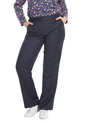 Pantalon smoking, vous mesurez + d'1,60m