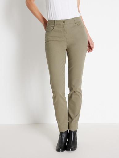 Pantalon droit vous mesurez - d'1,60m
