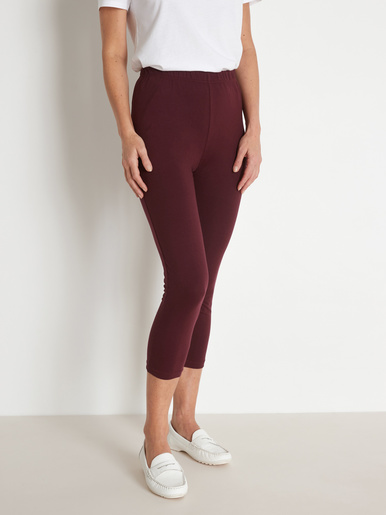 Lot de 2 leggings courts