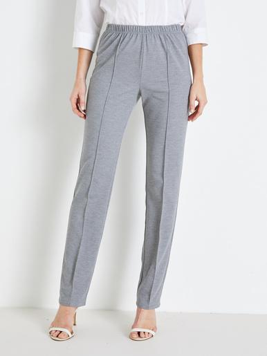Pantalon en maille stature + d'1,60m