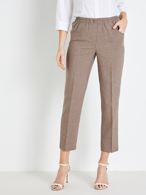 Pantalon élastiqué entrejambe 69cm