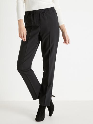 Pantalon élastiqué entrejambe 78cm
