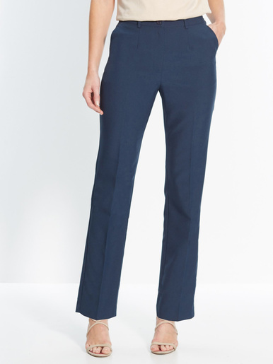 Pantalon uni vous mesurez - d'1,60m