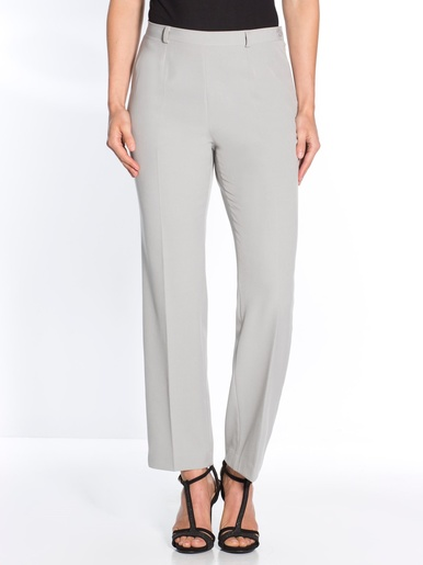 Pantalon coupe ventre plat