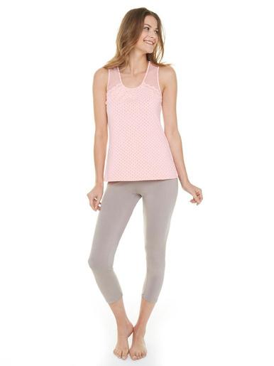 Pyjama Flamingo - Pommpoire - Poudré/cuivre