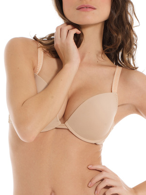 Soutien-gorge push-up moulé