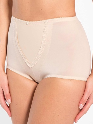Gaine-culotte extensible ventre plat