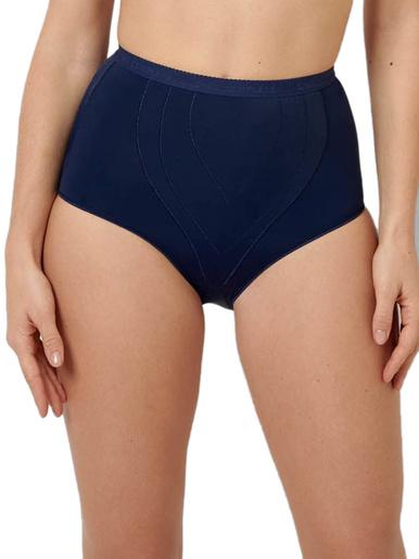 Gaine culotte ventre plat Perfect Lift - Sans Complexe - Bleu marine