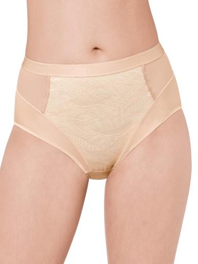 Culotte Airy Sensation effet ventre plat - Triumph - Nude