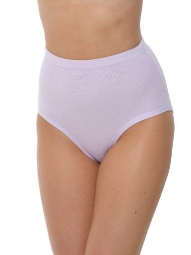 Culottes en maille pur coton lot de 3 - Lingerelle - Parme