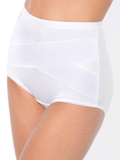 Culottes gainantes lot de 2 - Balsamik - Blanc