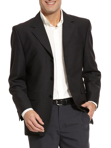 Veste de costume, vous mesurez - d'1,73m - Les essentiels - Gris
