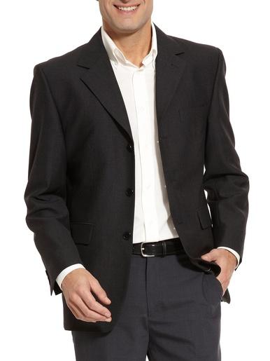 Veste de costume, vous mesurez + d'1,73m - Les essentiels - Gris