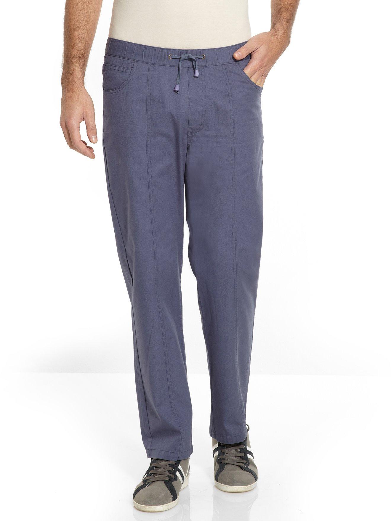 pantalon homme elastique
