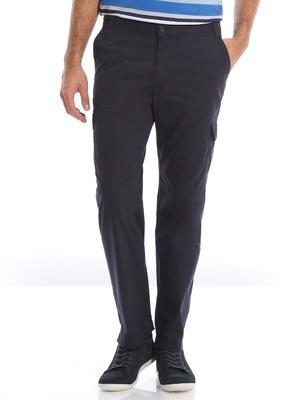 Pantalon de détente droit multipoches