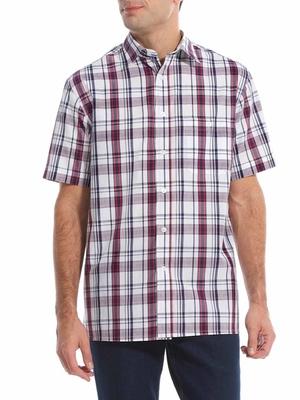 Chemises manches courtes lot de 2