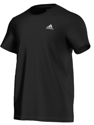 T-shirt noir Sport Essentials