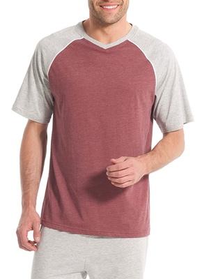 Tee-shirt de pyjama manches courtes