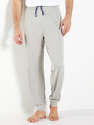 Lot de 2 pantalons pyjama bas resserrés