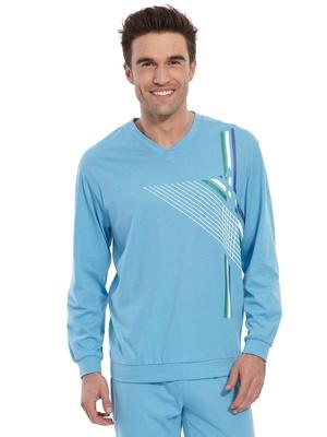 Pyjama maille jersey pur coton peigné