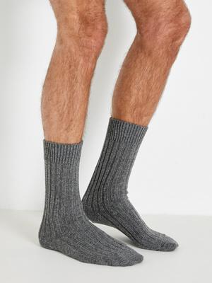 Mi-chaussettes de travail 2 paires