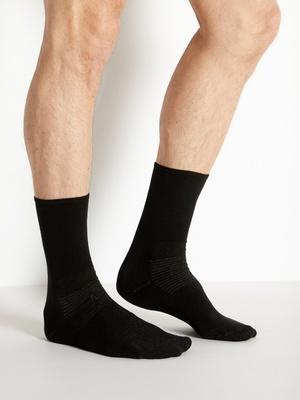 Mi-chaussettes spécial diabète 2 paires