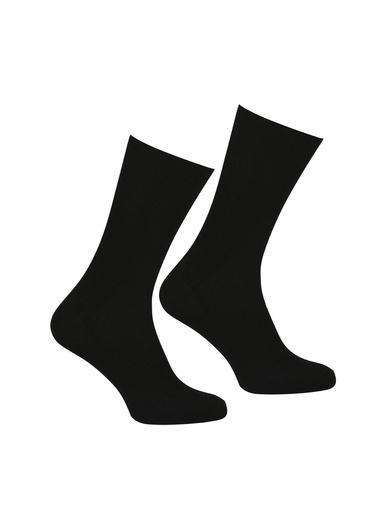 Chaussettes non comprimantes, 2 paires - Eminence - Noir