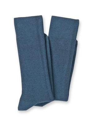 Mi-chaussettes coton lot de 2 paires