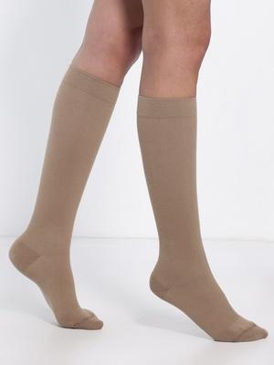 Mi-bas jambes sensibles lot de 2 paires