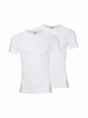Tee-shirts en coton BIO, lot de 2