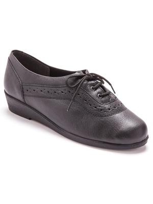 Derbies extra larges pieds sensibles