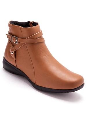 Boots intérieur molletonné