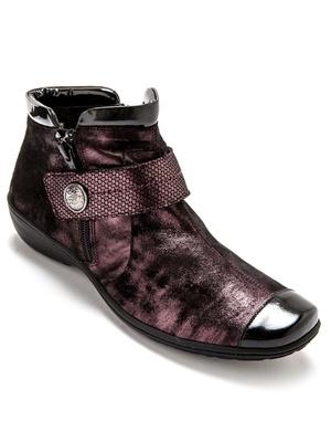 Boots zippés à aérosemelle®