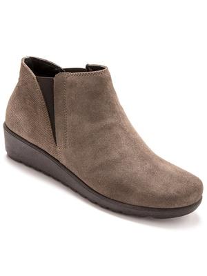 Boots ultra-légères semelle amovible