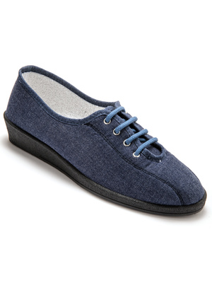 Derbies en toile ultra souples