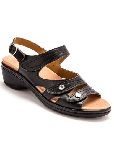 Sandales ouverture totale aérosemelle® - Pédiconfort -