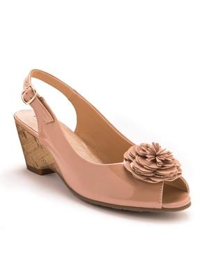Sandales hautes