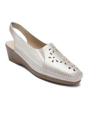 Sandales cuir ultra souples