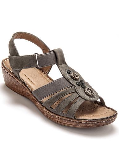 Sandales ultra légères - Charmance - Gris