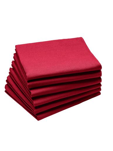 Lot de 6 serviettes de table