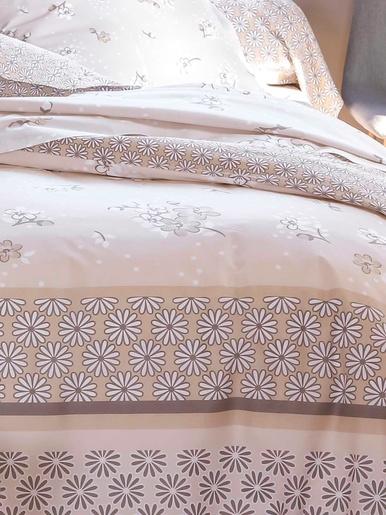 Drap plat fleurettes - Becquet - Imprimé fleurs