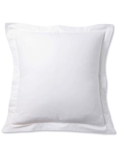 Taies d'oreiller de traversin polycoton - Becquet - Blanc